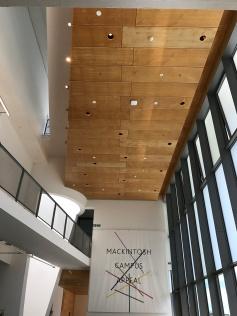 The Macintosh Museum room in the Glasgow School of Art.