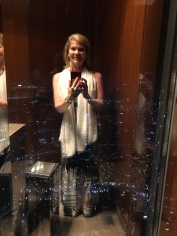 My life as a ghost floating above Dubai - it can be yours too with a visit to the At.mosphere restroom.