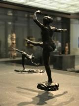 Degas dancers at Louvre Abu Dhabi.