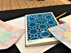Eric Bourg's book, Islamic Geometric Design - I highly recommend it if you have an interest.