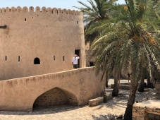 The Khasab Castle is a former Portuguese fort with lots of informative exhibits.