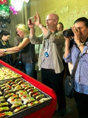 It was a photo as well as a food tour - so lots of photos were taken, of course!