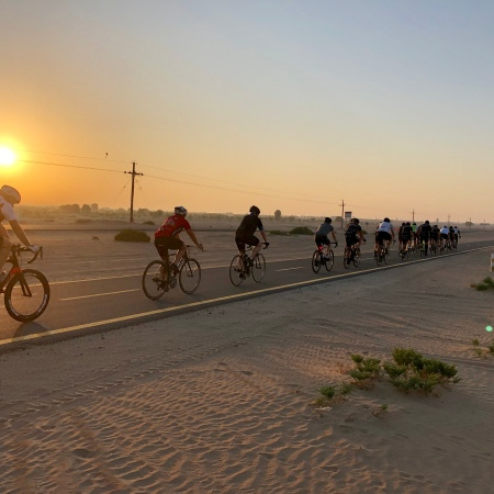A Desert Ride